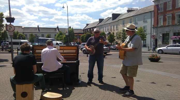 music in the square listowel